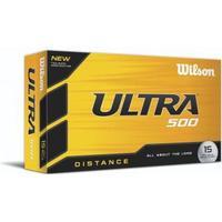 Wilson ULTRA [15-pack] LOGOBOLLAR